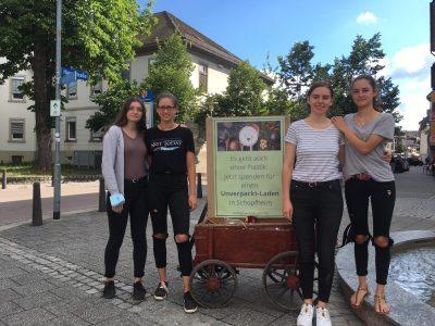 Die Gründerinnen des Unverpackt-Laden in Schopfheim