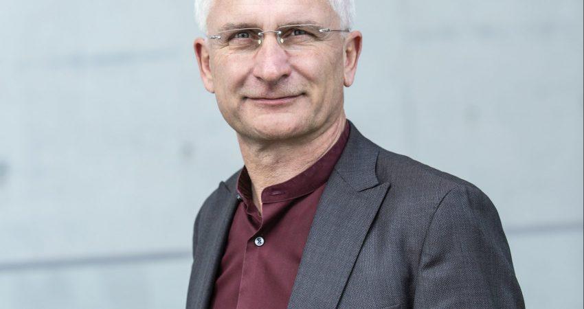 Portrait von Gerhard Zickenheiner