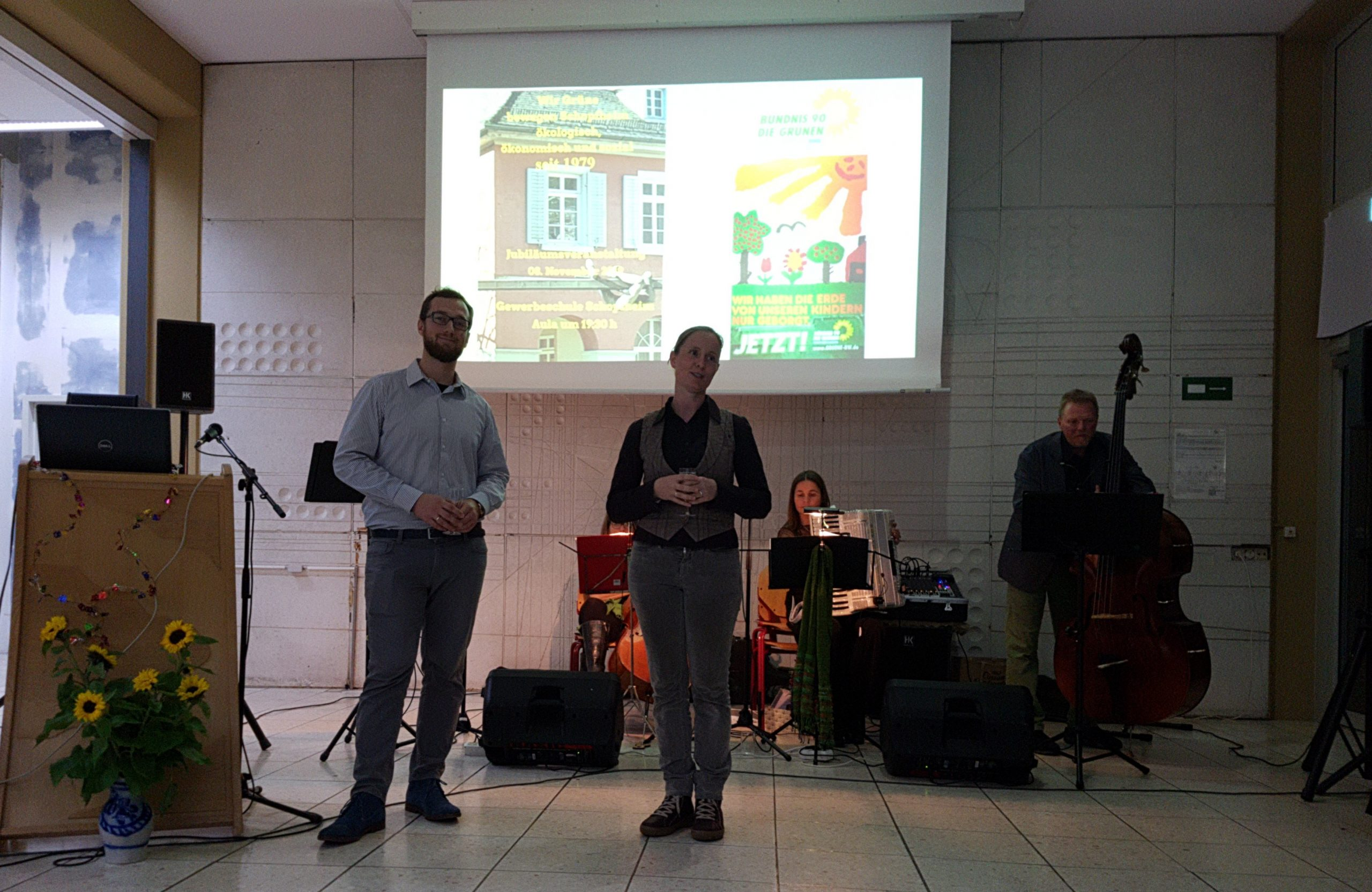 40 Jahre Grüne Schopfheim