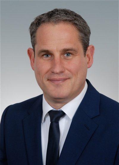 Porträt von Dirk Harscher