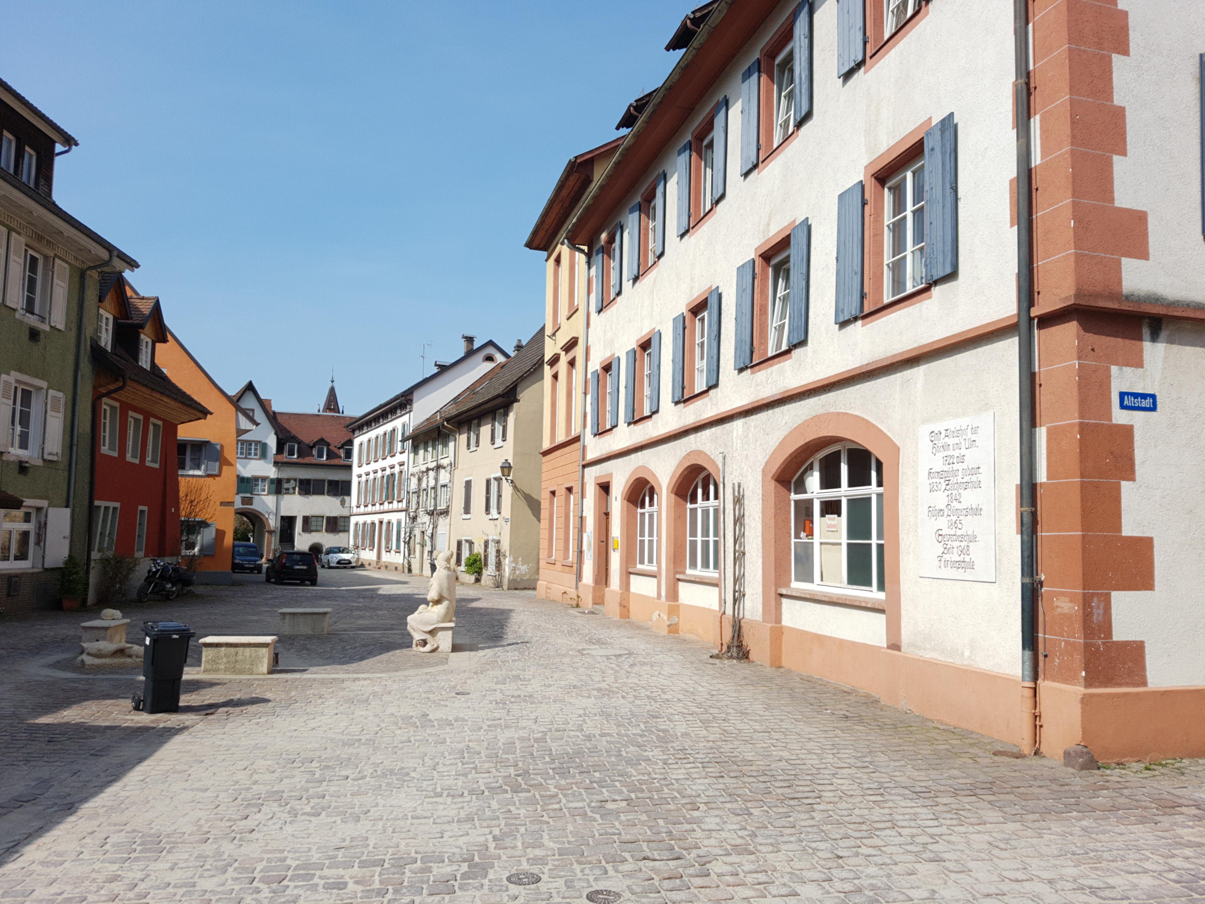 Stadtentwicklung Schopfheim